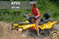 ATVs Xtreme y Zip Line