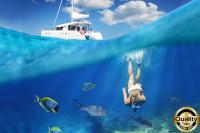 Catamaran Isla Mujeres Platinum