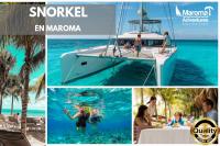 Catamaran Snorkel Maroma