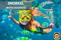 Combo Wave runners y Snorkel Maroma
