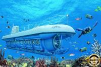 Submarino en Cozumel